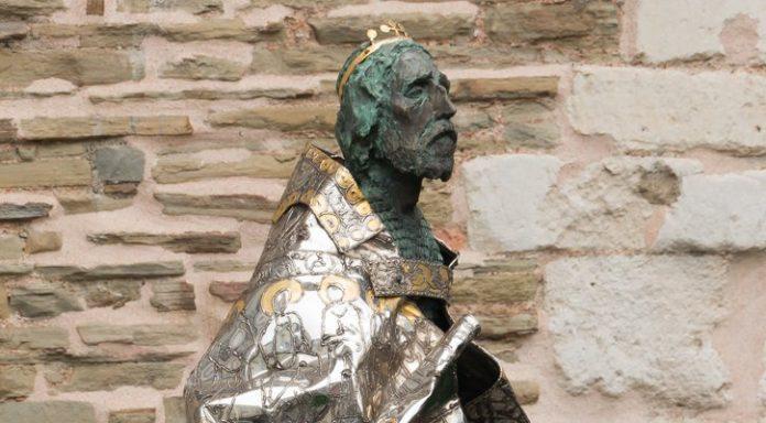 Šv. Stepono skulptūra