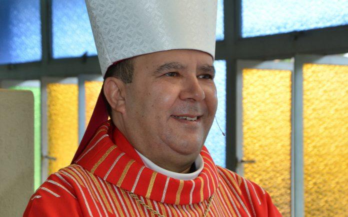 Brazilijos vyskupas Tomé Ferreira da Silva
