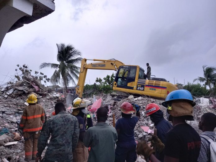 Haitis po žemės drebėjimo