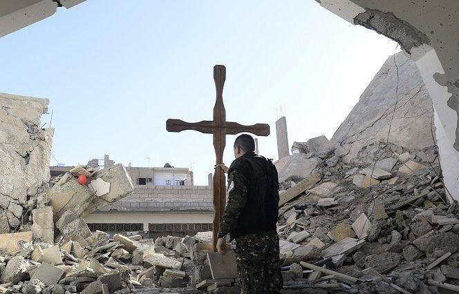 Sirija, kryžius