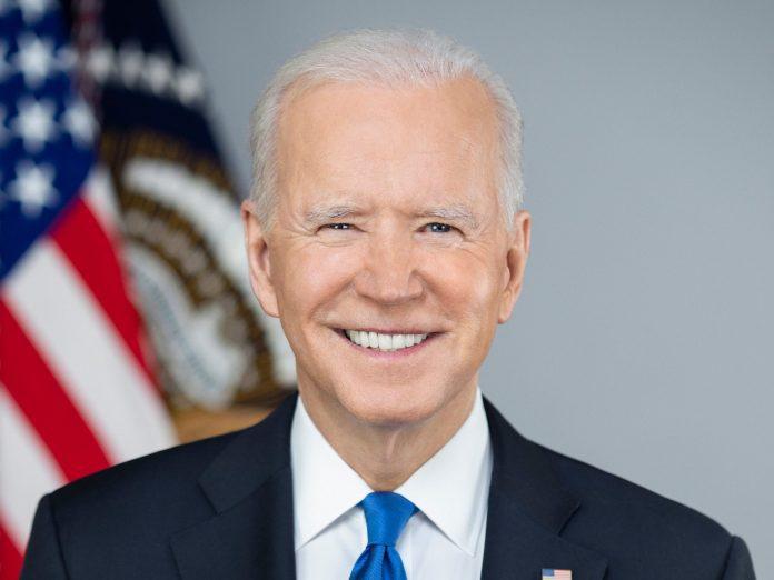 JAV prezidentas Joe Bidenas