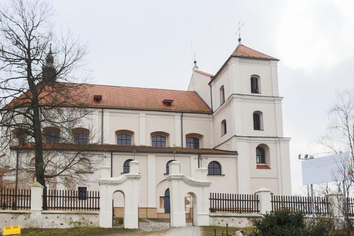 Trakų Švč. Mergelės Marijos Apsilankymo Bažnyčia