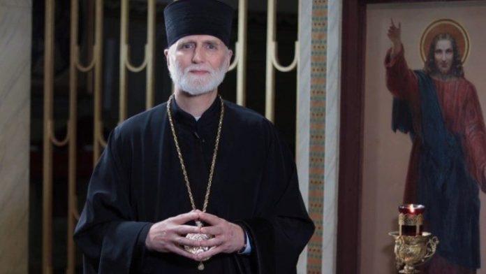 ukrainiečių graikų katalikų arkivyskupas Borisas Gudziakas