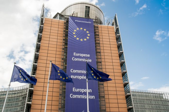 Europos Sąjungos pastatas