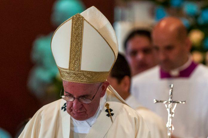 Popiežius Pranciškus / Cathopic nuotr.