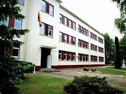 """Biržų """"Aušros"""" pagrindinė mokykla"""