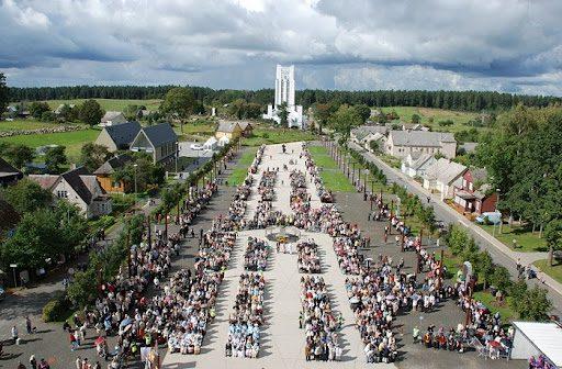 Didieji Švč. Mergelės Marijos Gimimo (Šilinių) atlaidai Šiluvoje