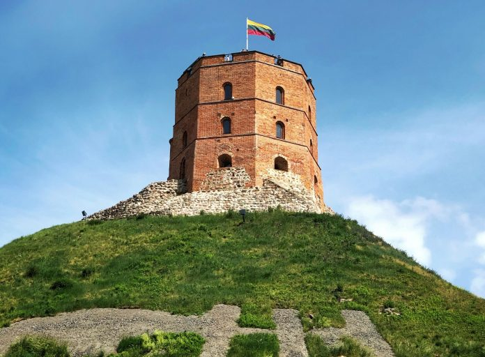 Gedimino pilis Vilniuje
