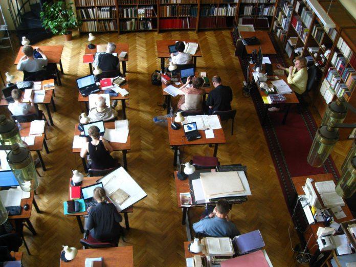 Sostinės Vrublevskių biblioteka