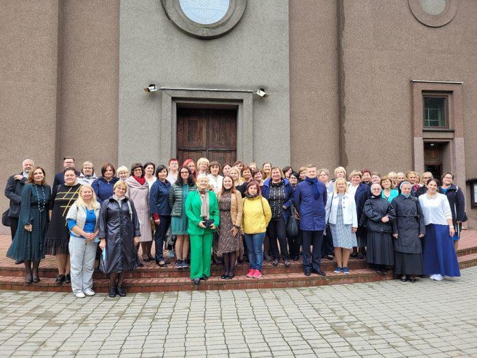 Vilkaviškio vyskupijos tikybos mokytojai ir katechetai