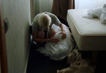 "Lauryno Bareišos ilgametražis filmo ""Piligrimai"" stop kadras"