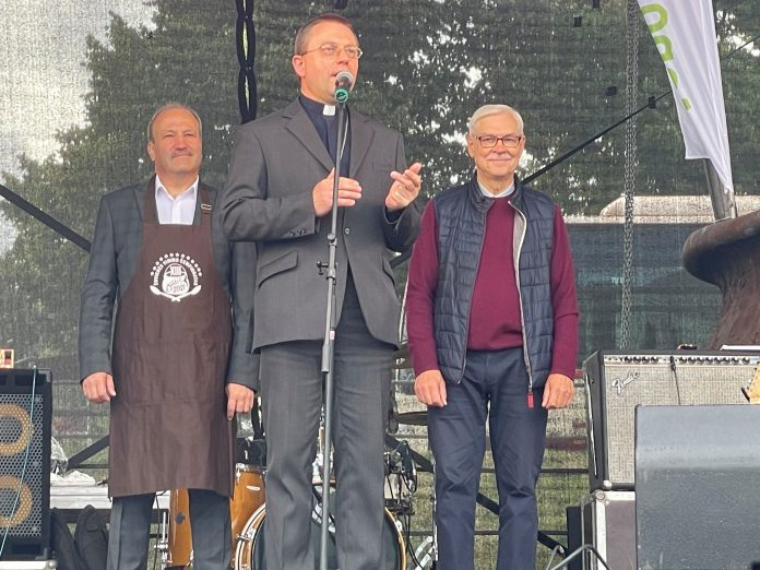 Telšių vyskupas A. Jurevičius