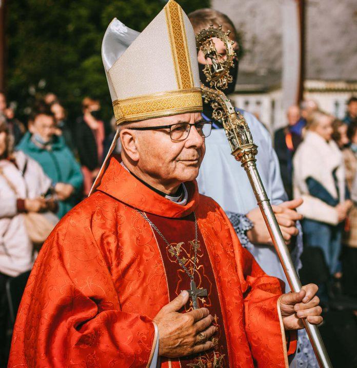 Kardinolas Sigitas Tamkevičius SJ
