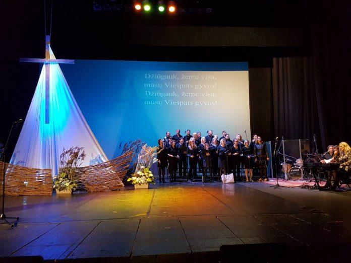Atsinaujinimo diena Klaipėdoje