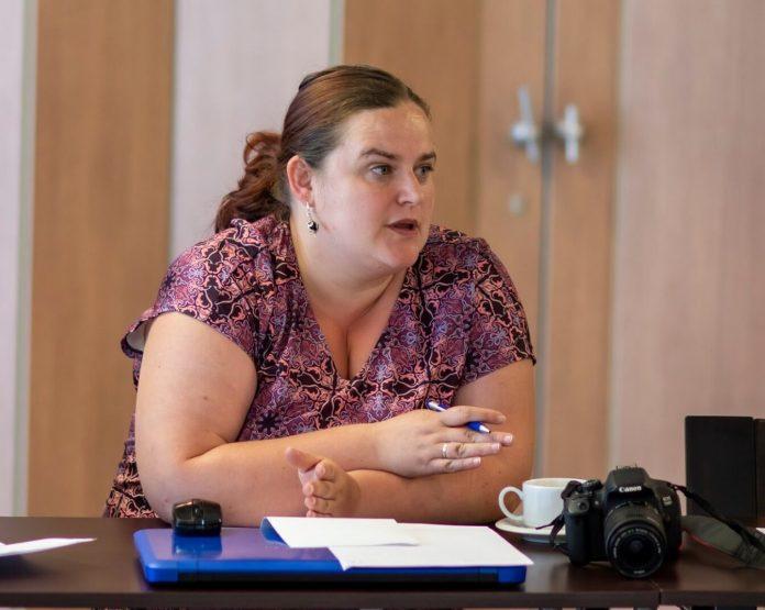 Žurnalistė Lina Dūdaitė-Kralikienė