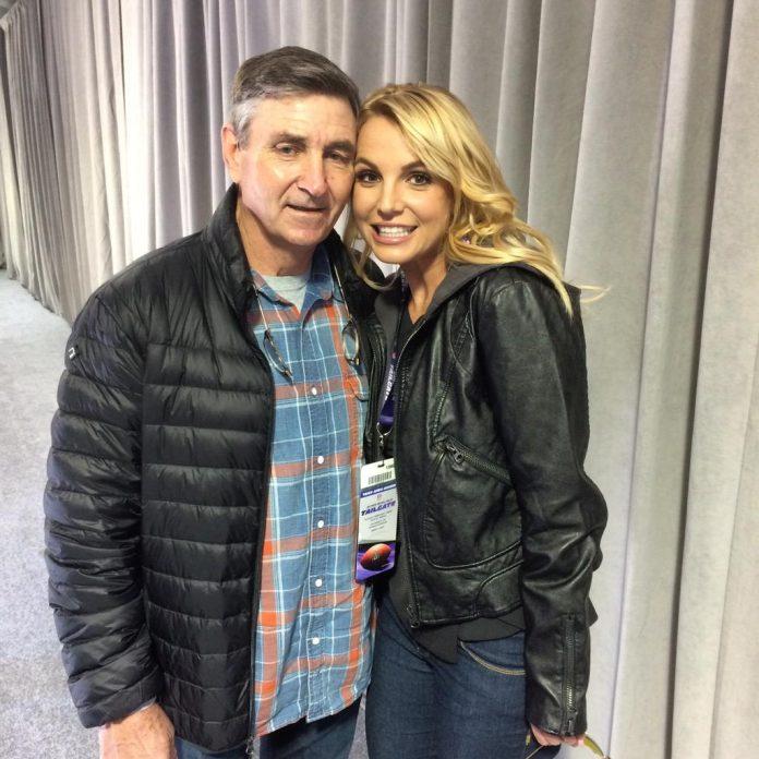 Jamie Spears su dukra Britney