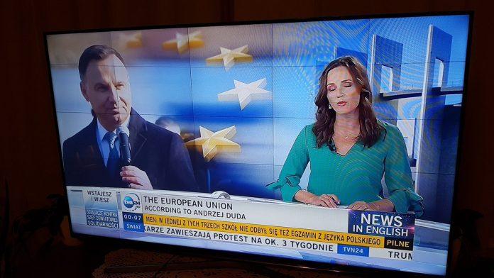 Naujienų kanalas TVN24
