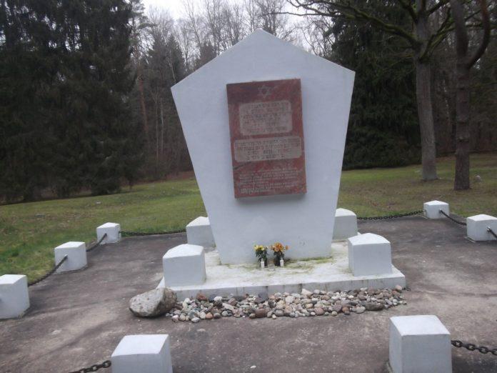 Žydų kapai