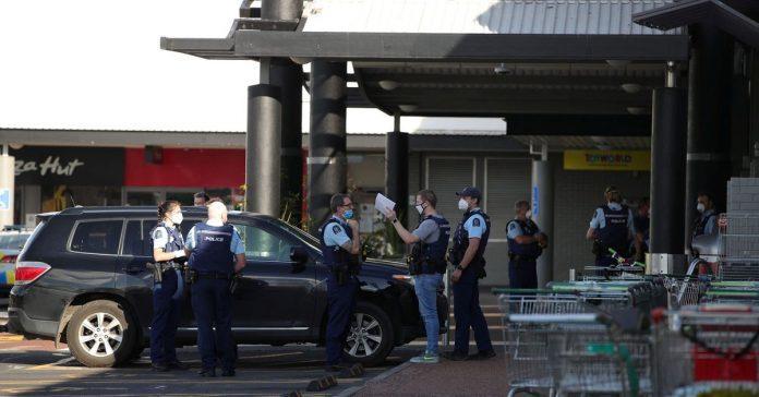 Naujojoje Zelandijoje nukautas ekstremistas