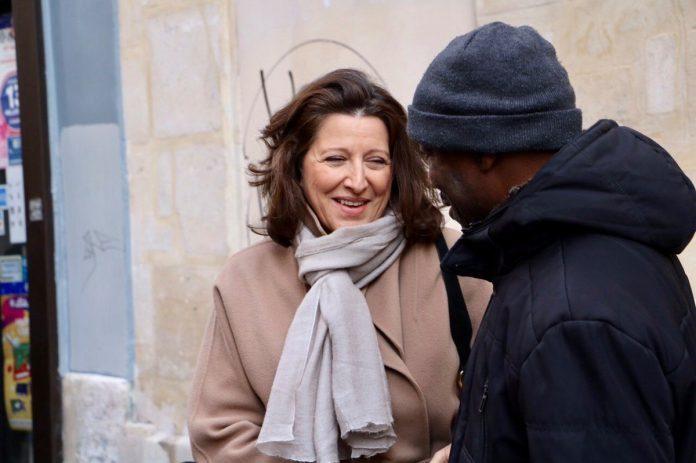 Buvusi Prancūzijos sveikatos apsaugos ministrė Agnes Buzyn