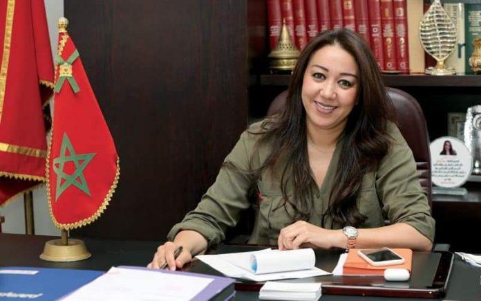 Kasablankos merė dr. Nabila Rmili
