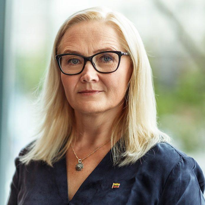 Gydytoja kardiologė Loreta Strom