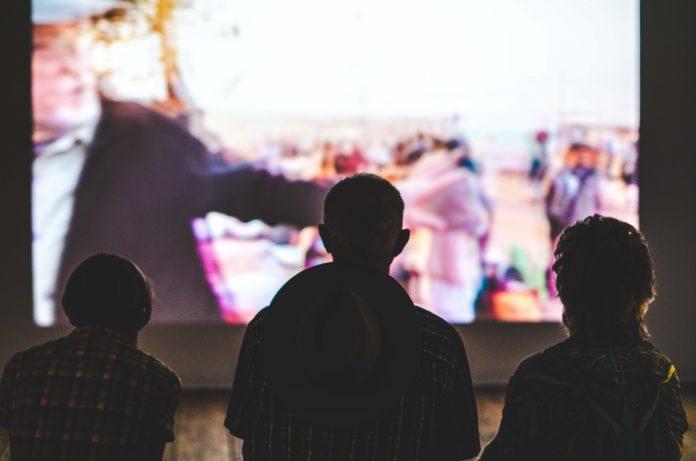Kino teatro žiūrovai