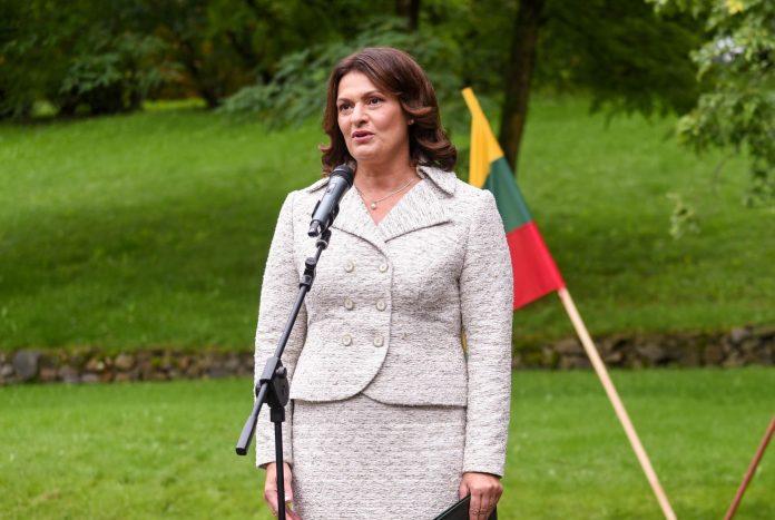 Diana Nausėdienė / Lietuvos Respublikos Prezidento kanceliarijos / Roberto Dačkaus nuotr.