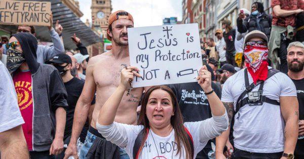 Protestuotojai Melburne