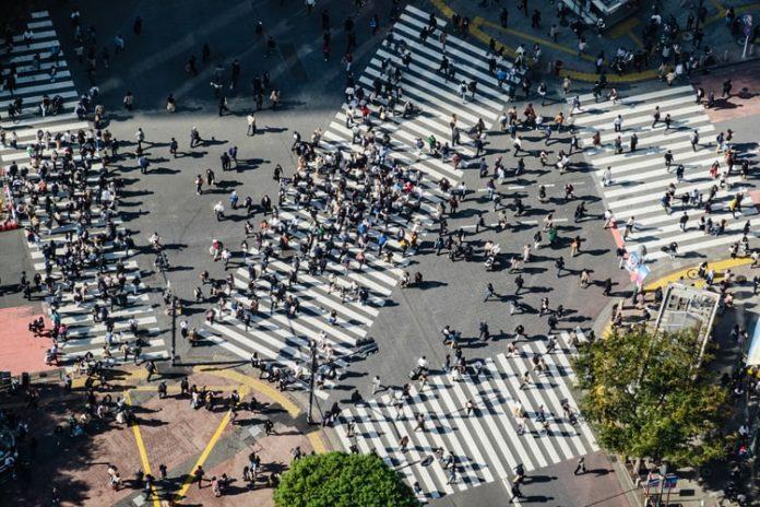 Žmonės mieste