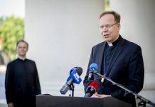 Vilniaus arkivyskupas Gintaras Gruša