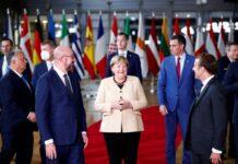 Vokietijos kanclerė Angela Merkel / BNS nuotr.