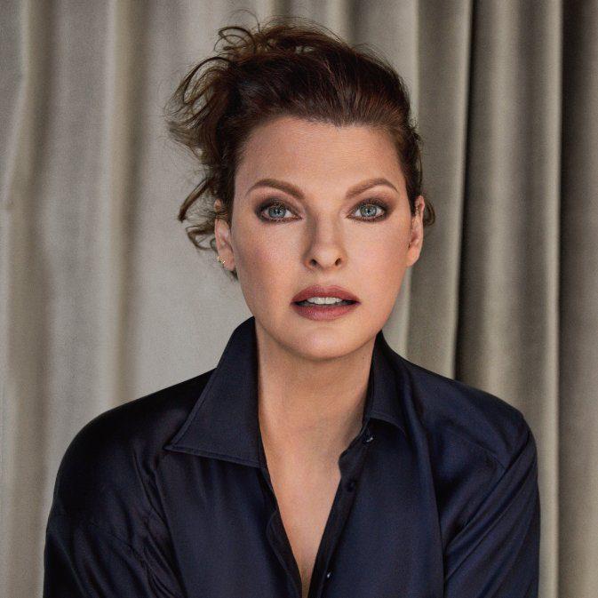 Supermodelis Linda Evangelista