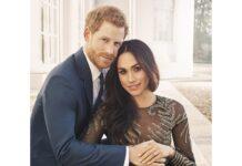 Didžiosios Britanijos princo Harry (Hario) žmona Meghan Markle