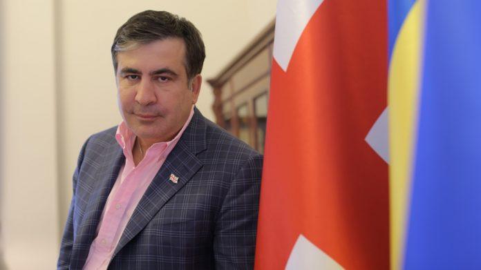 Buvęs Sakartvelo prezidentas M. Saakašvilis sulaikytas grįžęs į savo šalį