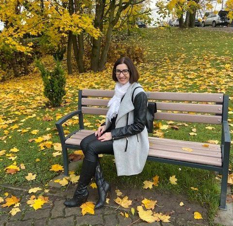 Rašytoja ir mokytoja Marija Gustainienė