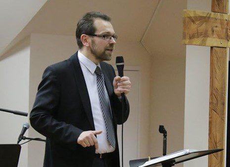 Gen. superintendentas kun. Raimondas Stankevičius