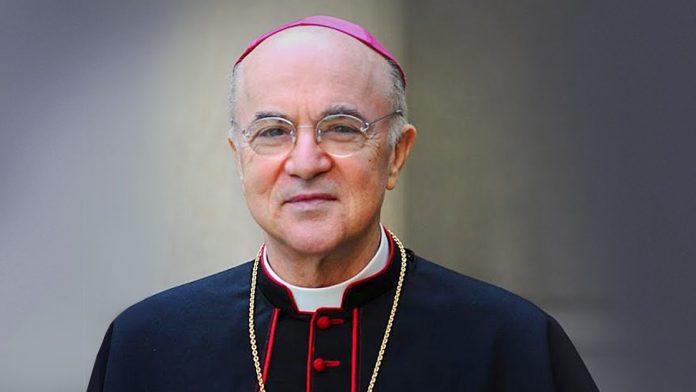 Arkivyskupas Carlo Maria Viganò