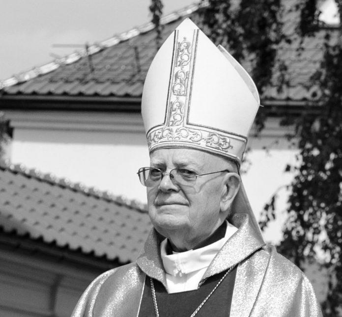 Vilkaviškio vyskupas emeritas Juozas Žemaitis