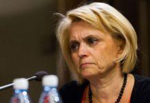 Buvusi Suomijos ministrė Päivi Räsänen