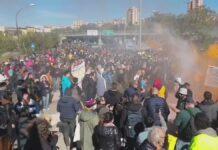 """Protestai Italijoje prieš """"žaliuosius pasus"""""""
