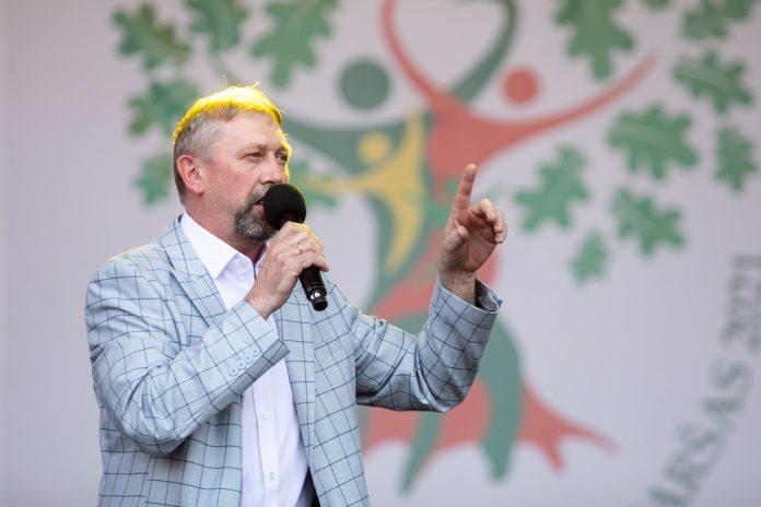 Lietuvos šeimų sąjūdžio pirmininkas Raimondas Grinevičius