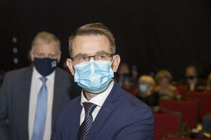Sveikatos apsaugos ministras Arūnas Dulkys / BNS nuotr.